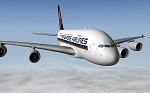 Airbus A380 Singapore Airlines XP11