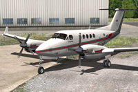 B200 KING AIR HD SERIES