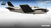 C90B King Air HD Series XP10
