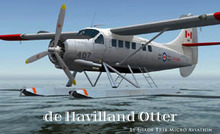 deHavilland DHC-3 Otter XP11