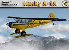 A-1A Husky Package XP11