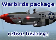 Warbirds Package