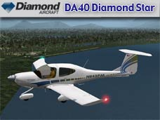 Diamond DA40-180 Diamond Star XP10