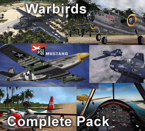 Warbirds - Khamsin Complete Package