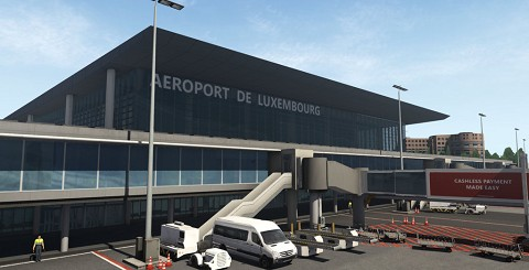 ELLX - Luxembourg Findel Airport XP10